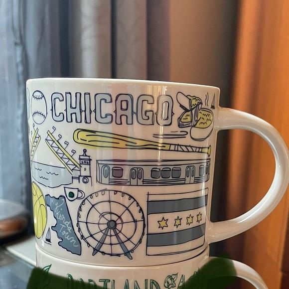 Starbucks- 'been there series' mug